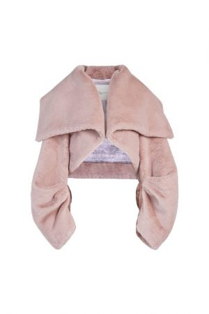 Pink Ripping Eco-Fur