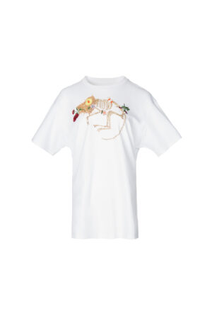 Beaded Embroidery T-shirt