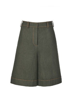 Forest Green Workwear Shorts